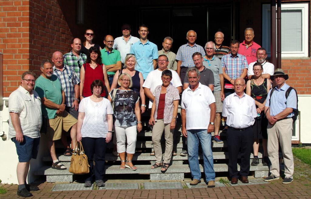 Teilnehmer Bergdorfregion