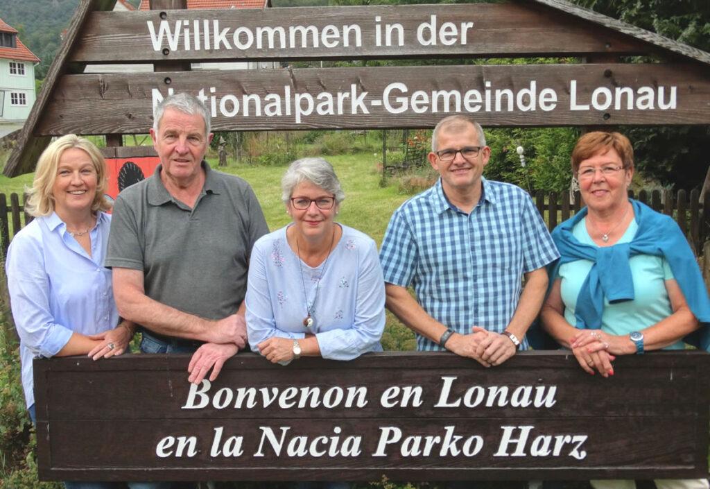 Vorstand vom Bürgerverein Lonau