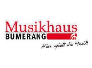 Musikhaus Bumerang Logo